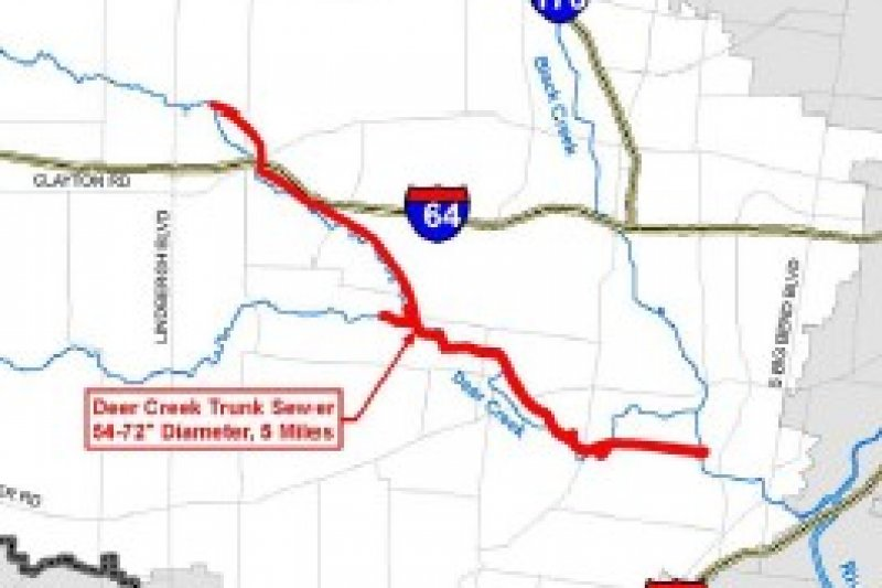 Deer Creek Watershed Study