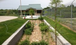 Lower Meramec Rain Garden and Pervious Pavement