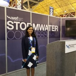 M3 Engineer Recognized at WEFTEC