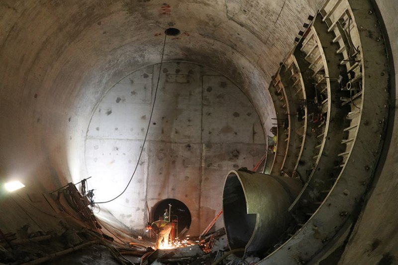 Sanitary Storage Tunnel & Tank Projects