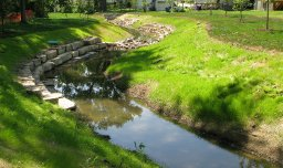 Essex Creek Stormwater Study and Streambank Stabilization