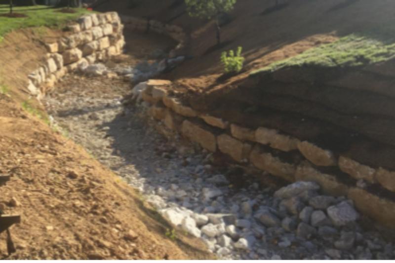 Stagecoach Drive Streambank Stabilization